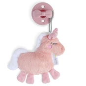 *Itzy Ritzy Sweetie Pal with Pacifier - Jolie the Unicorn