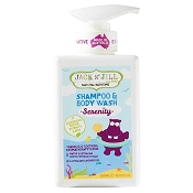 *Jack N Jill Natural Bathtime Shampoo & Body Wash - Serenity (300mL)