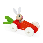 *Janod Carrot Car