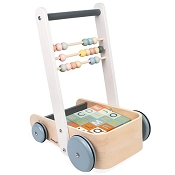 *Janod Sweet Cocoon Walker with ABC Blocks