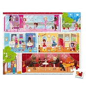 *Janod Dance Academy Puzzle - 100 Pieces