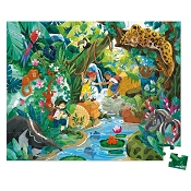 *Janod Inca Adventure Puzzle - 100 Pieces