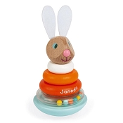 *Janod Stackable Roly Poly Rabbit