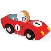 *Janod Story Racing Car
