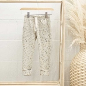 Jax & Lennon Terry Lounge Pants - Speckles *CLEARANCE*