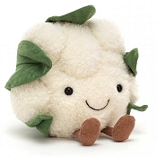 *Jellycat Amuseable Cauliflower - 10