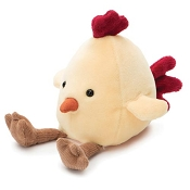 *Jellycat Amuseable Chick - Pale Yellow