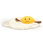 *Jellycat Amuseable Fried Egg
