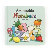 *Jellycat Amuseable Numbers Book
