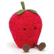 *Jellycat Amuseable Strawberry Small - 8