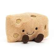 *Jellycat Amuseable Swiss Cheese - 6