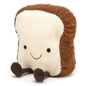 *Jellycat Medium Amuseable Toast - 10