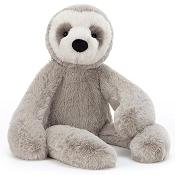 *Jellycat Bailey Sloth Small - 13