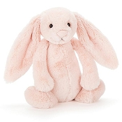 *Jellycat Bashful Blush Bunny Chime - 10