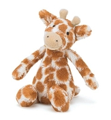 *Jellycat Bashful Giraffe - Small