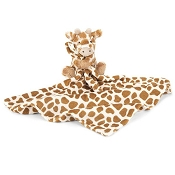 *JellyCat Bashful Giraffe Soother