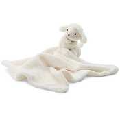 *JellyCat Bashful Lamb Soother