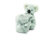 *JellyCat Bashful Koala Soother