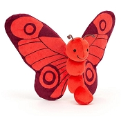 *Jellycat Breezy Butterfly Poppy - 10