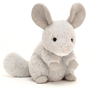 *Jellycat Cheeky Misty Chinchilla - 6