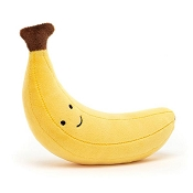 *Jellycat Fabulous Fruit Banana - 7