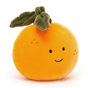 *Jellycat Fabulous Fruit Orange - 4