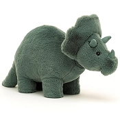 *Jellycat Fossily Triceratops -15