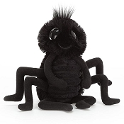 *Jellycat Frizzles Spider