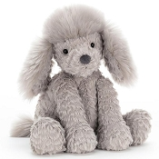 *Jellycat Fuddlewuddle Poodle Medium - 9