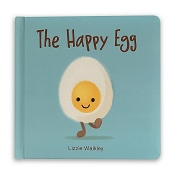*Jellycat The Happy Egg Book