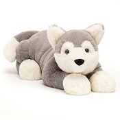 *Jellycat Hudson Husky Little - 12