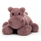 *Jellycat Huggady Hippo Medium - 9