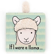 *Jellycat If I Were a Llama Book