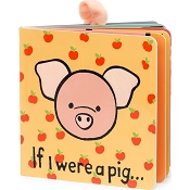*Jellycat If I Were a Pig Book