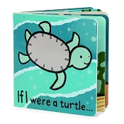 *Jellycat If I Were a Turtle Book