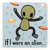 *Jellycat If I Were an Alien