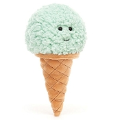 *Jellycat Irresistible Ice Cream Mint