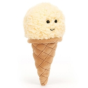*Jellycat Irresistible Ice Cream Vanilla