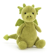 *Jellycat Little Puff Jade 6
