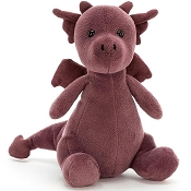 *Jellycat Little Puff Violet - 6