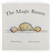 *Jellycat The Magic Bunny Book