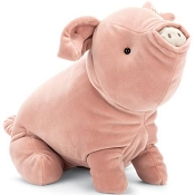 *Jellycat Mellow Mallow Pig - Large