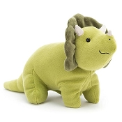 *Jellycat Mellow Mallow Triceratops - Large 13