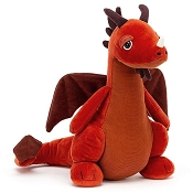 *Jellycat Paprika Dragon - 10