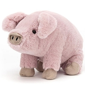 *Jellycat Parker Pig Small - 10