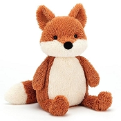 *Jellycat Peanut Fox - Medium