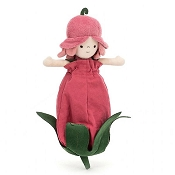 *Jellycat Rose Petalkin Doll