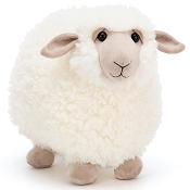 *Jellycat Rolbie Sheep - 15