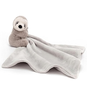 *Jellycat Shooshu Sloth Soother