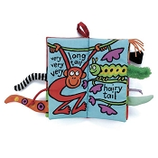 *Jellycat Activity Book - Silly Tails